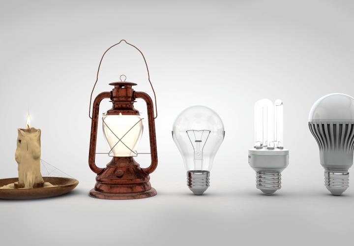 A evolução do Marketing é divida em cinco fases, segundo Philip Kotler
