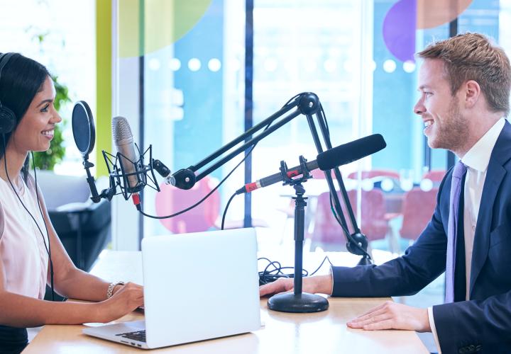 podcast para empresas